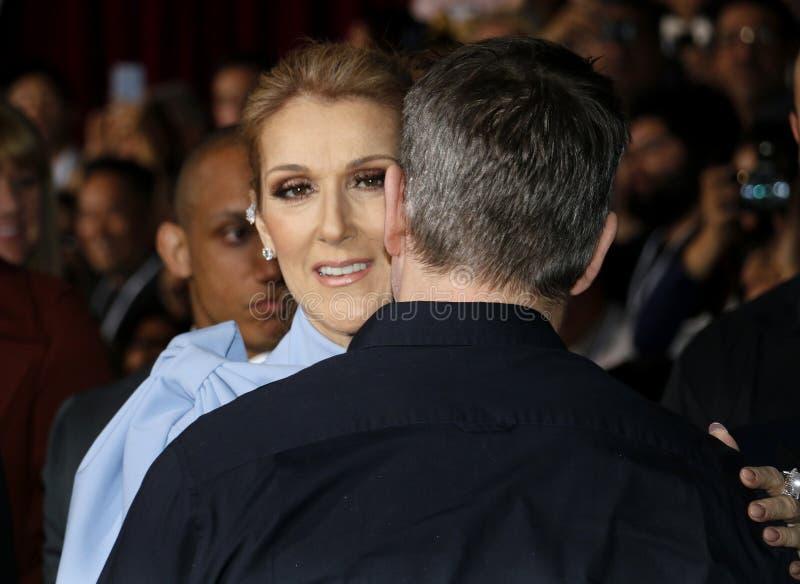 Download Matt Damon et Celine Dion photographie éditorial. Image du celine - 87708512