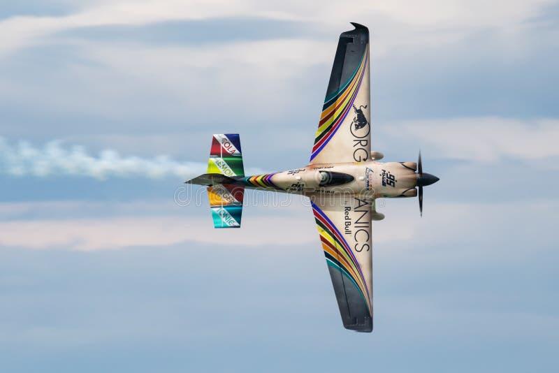 Red Bull Air Race Pilot Matt Hall  Editorial Image - Image