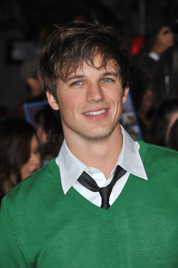 matt lanter arkivbild