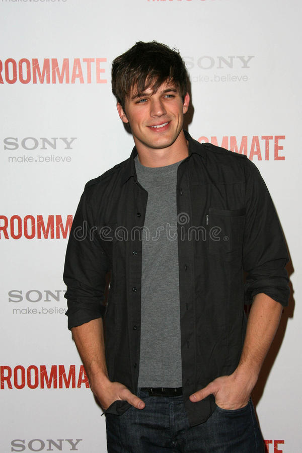Download Matt Lanter redaktionelles stockbild. Bild von matt, soho - 26355974