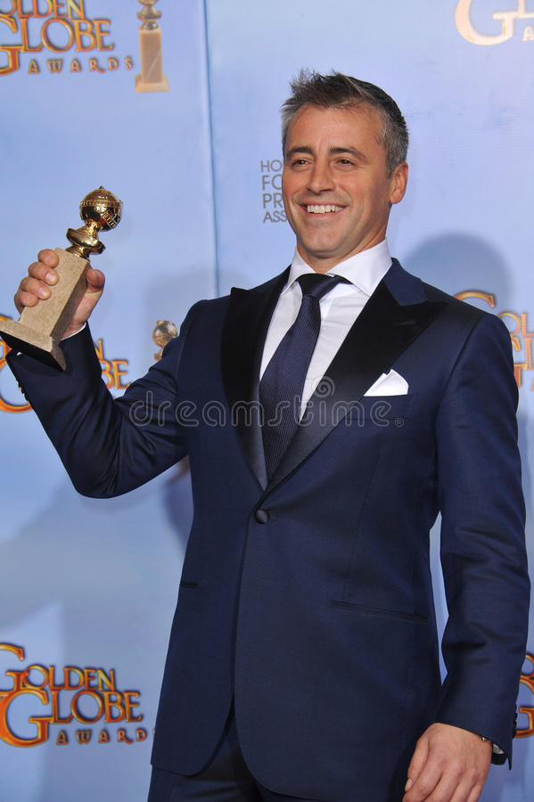 Matt Le Blanc fotos de stock royalty free