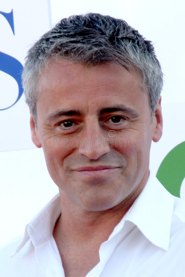 Matt LeBlanc fotos de stock
