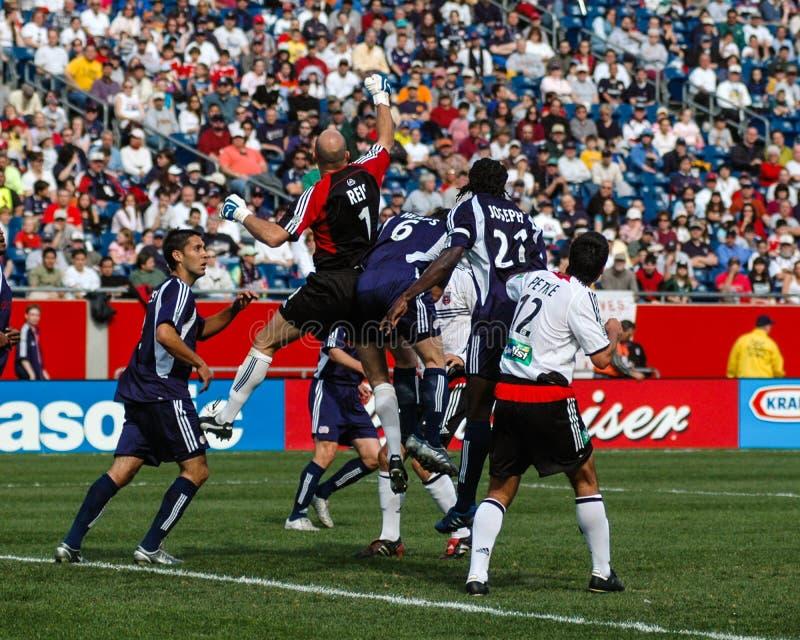 Download Matt Reis, Gardien De But De Révolution De La Nouvelle Angleterre Photographie éditorial - Image du référence, goalkeeper: 45357122