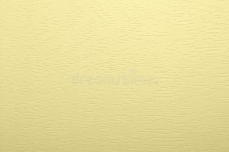 Matte Pastel Paper Bright Yellow Texture