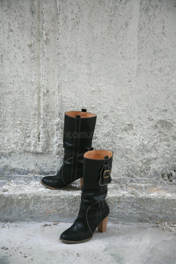 Matten ohne Füße stockfoto