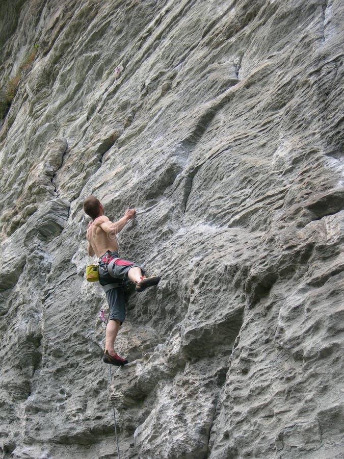 Free Matteo Climber Bosco Stock Photography - 1248852
