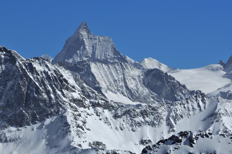 Download Matterhorn obraz stock. Obraz złożonej z wysoki, zima - 13339683