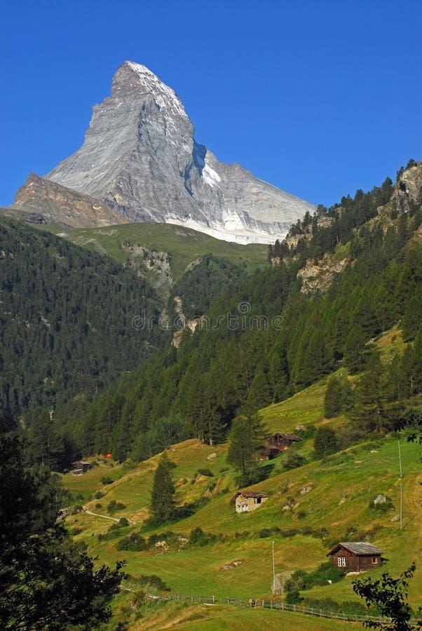 Download Matterhorn stock image. Image of scenery, swiss, outdoors - 14248183