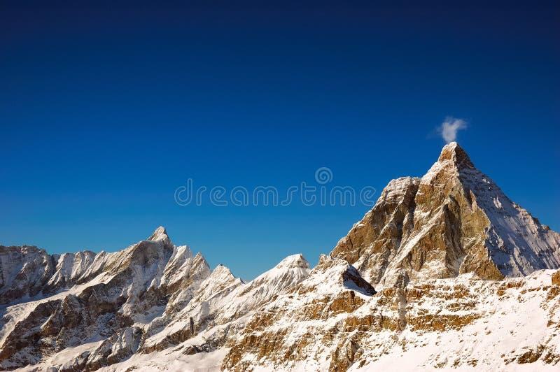 Matterhorn images libres de droits