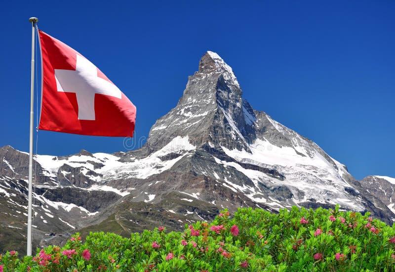 Download Matterhorn stock image. Image of blue, challenge, europe - 17415395