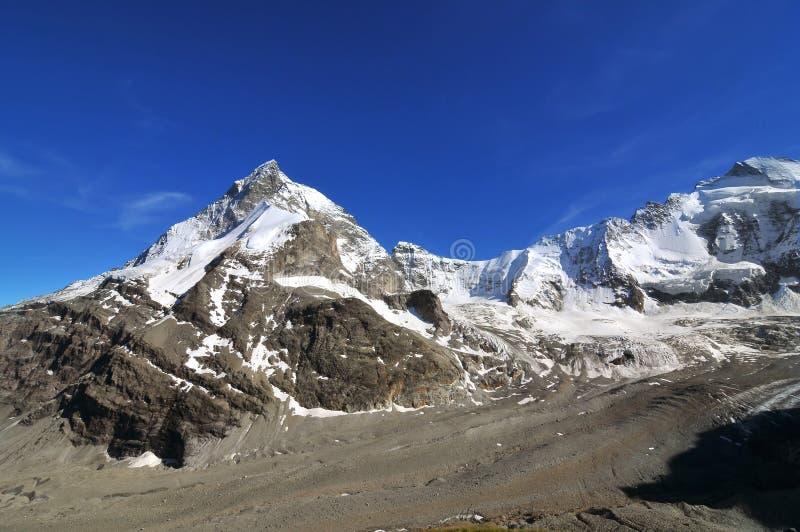 Matterhorn fotografia stock libera da diritti