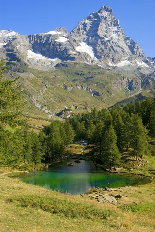 Download Matterhorn stock photo. Image of summer, matterhorn, aosta - 22783484