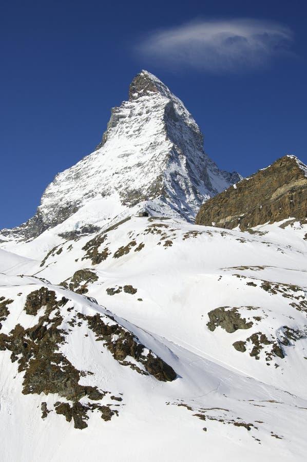 Download Matterhorn stock photo. Image of danger, pyramid, famous - 23834174