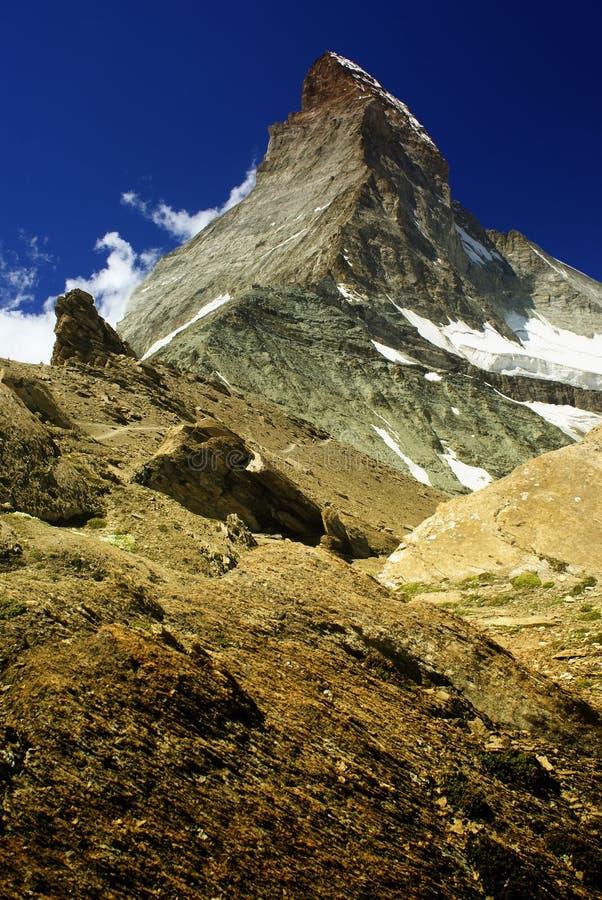 Download Matterhorn stock image. Image of rocky, climb, landscape - 23890183