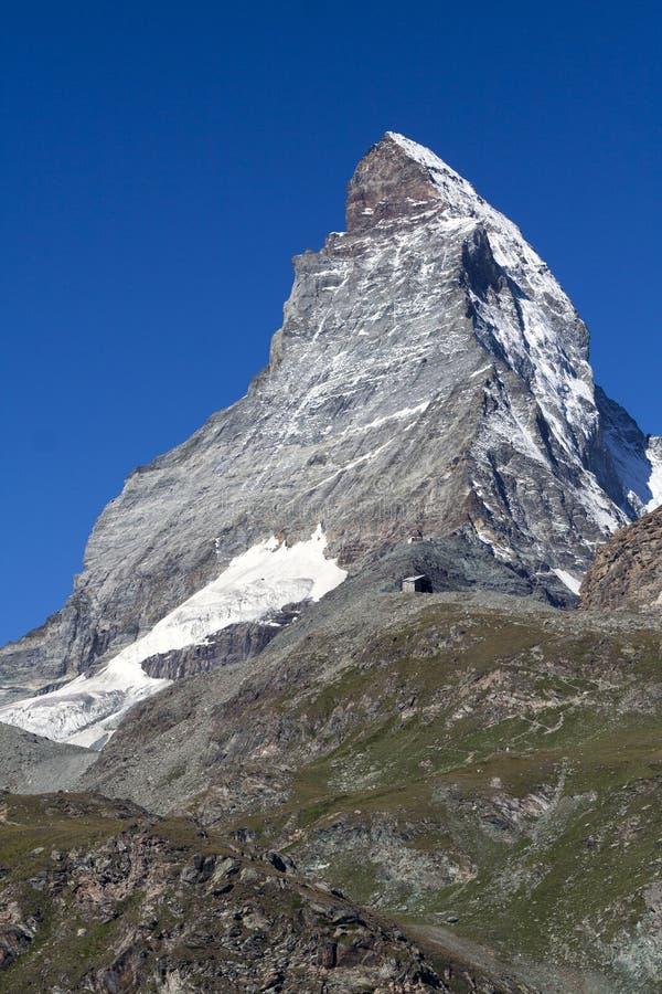 Download Matterhorn stock image. Image of matterhorn, climb, ridge - 26339377