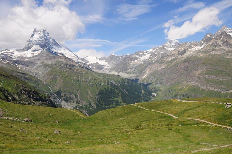 Matterhorn. photos stock