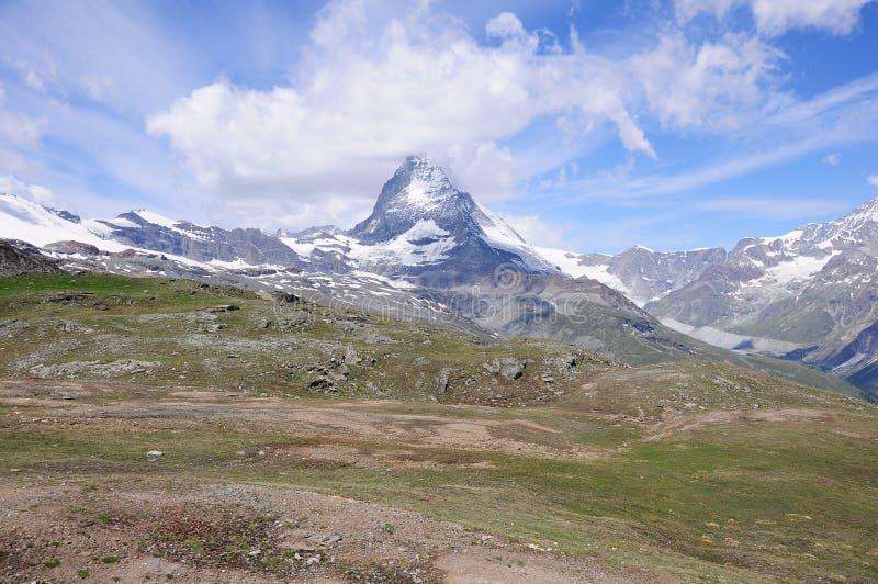 Matterhorn. photo stock