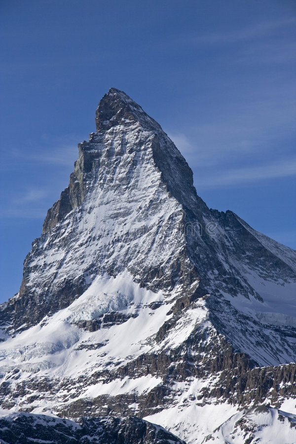 Matterhorn immagine stock