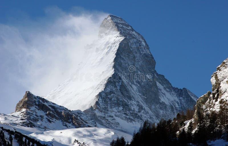 Matterhorn stock afbeeldingen