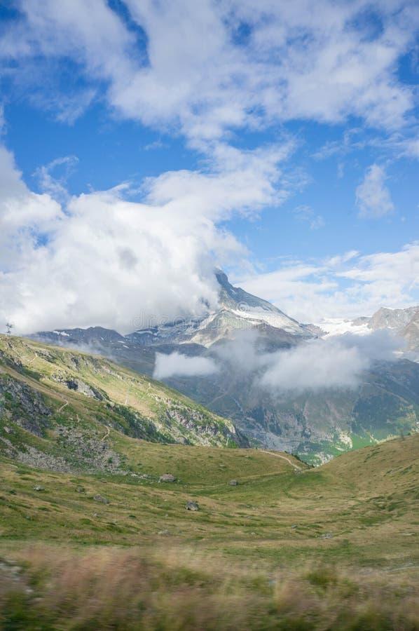 Matterhorn stock foto