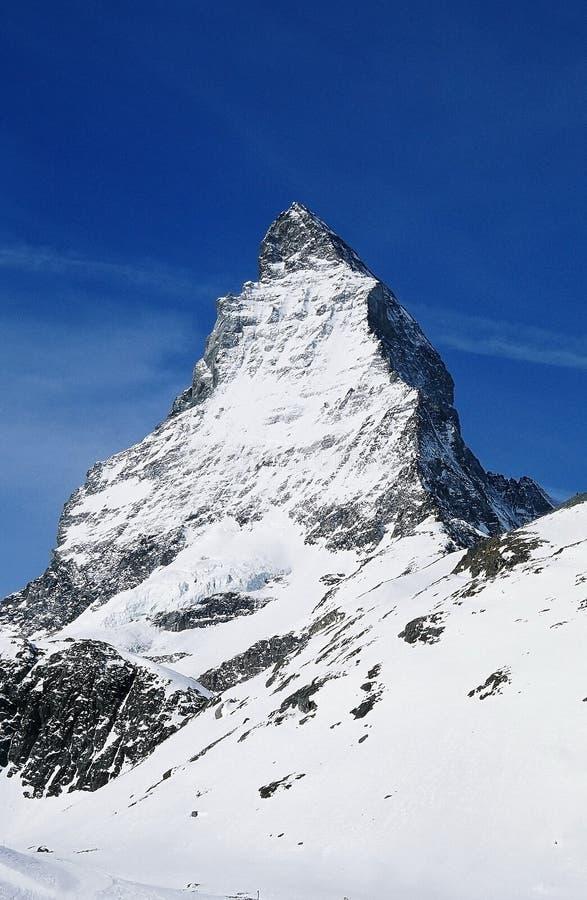 Matterhorn lizenzfreie stockfotos