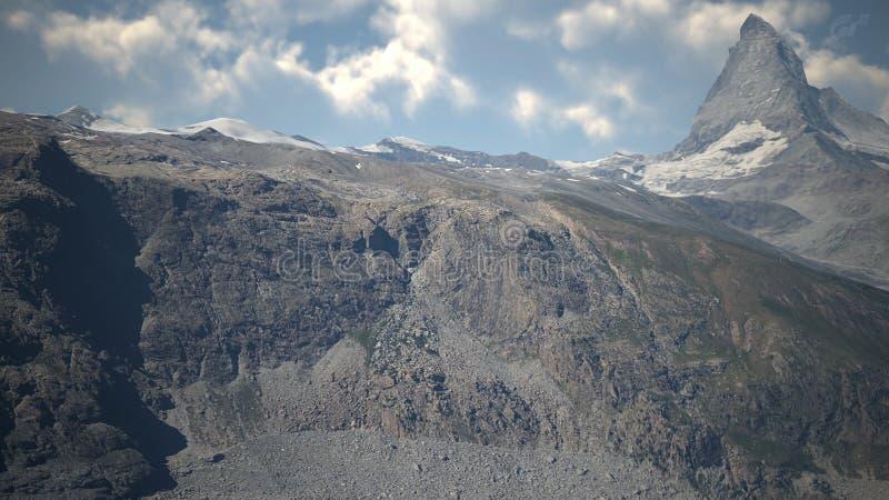 Matterhorn Dristelen _2 Free Public Domain Cc0 Image