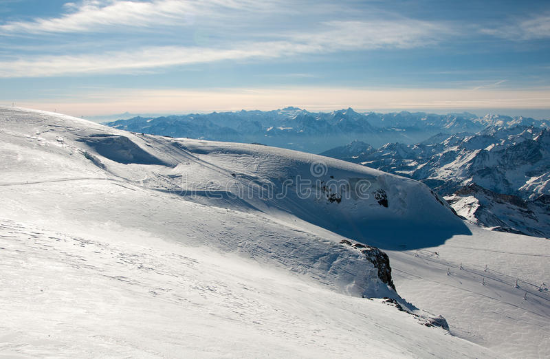 Download The Matterhorn Glacier stock photo. Image of gornergrat - 29187762