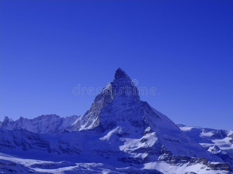 The Matterhorn, Switzerland royalty free stock images