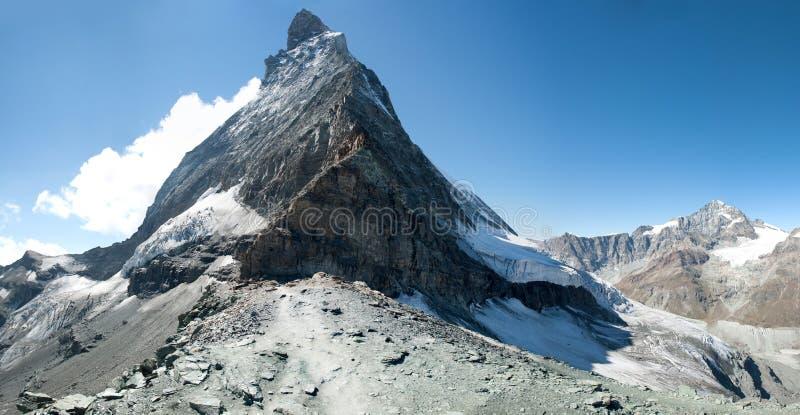 Download Matterhorn, Switzerland stock image. Image of hiking - 21443671