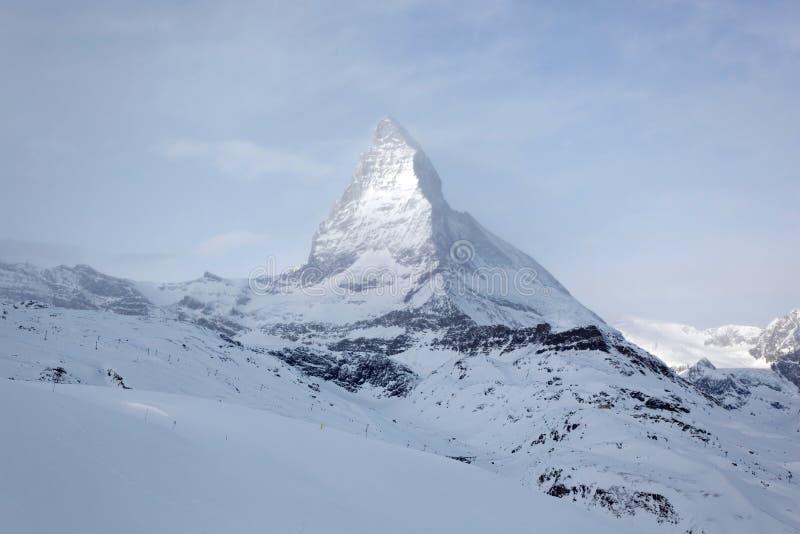 Download Matterhorn in Switzerland stock photo. Image of face - 24221460