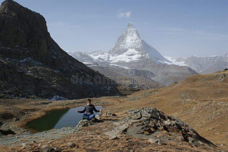 Download Matterhorn, Switzerland stock photo. Image of snow, landscape - 27714306