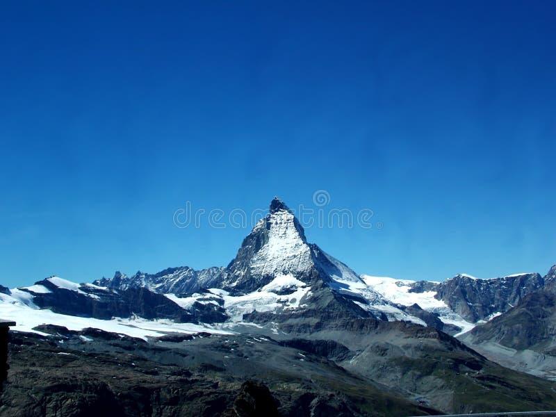 Matterhorn2 lizenzfreies stockfoto