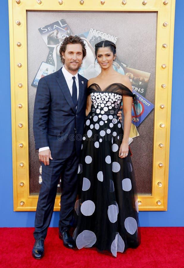 Download Matthew McConaughey и Camila Alves Редакционное Фото - изображение насчитывающей hollywood, пленка: 81810791