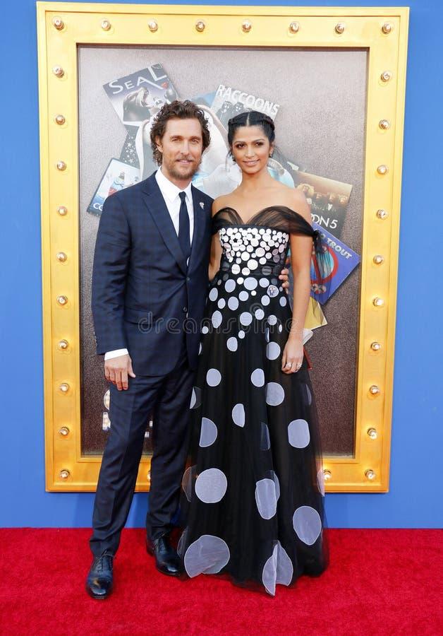 Download Matthew McConaughey и Camila Alves Редакционное Изображение - изображение насчитывающей активаций, california: 81810805