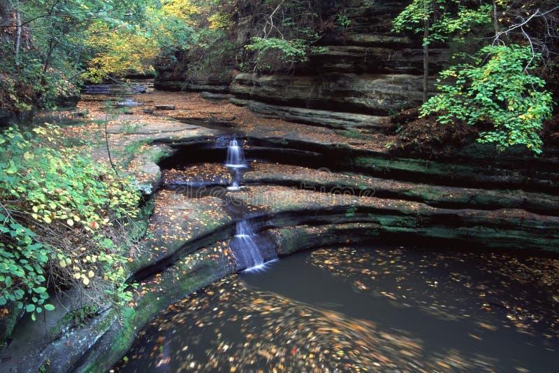 Download Matthiessen State Park - Illinois Stock Image - Image: 15165095