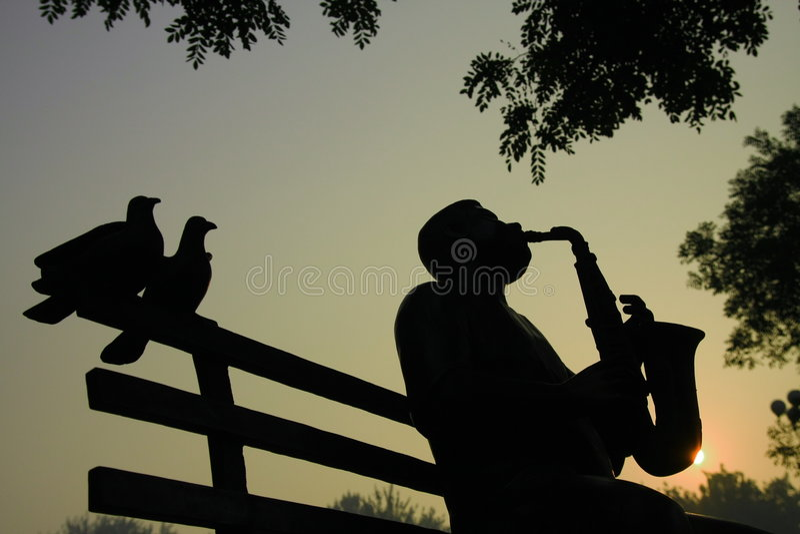 Mattina fotografia stock libera da diritti