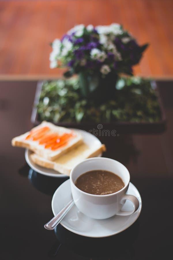 Mattina del caffè fotografia stock libera da diritti
