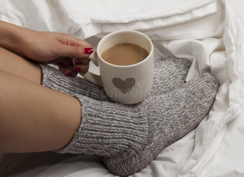 Mattina del caffè immagini stock