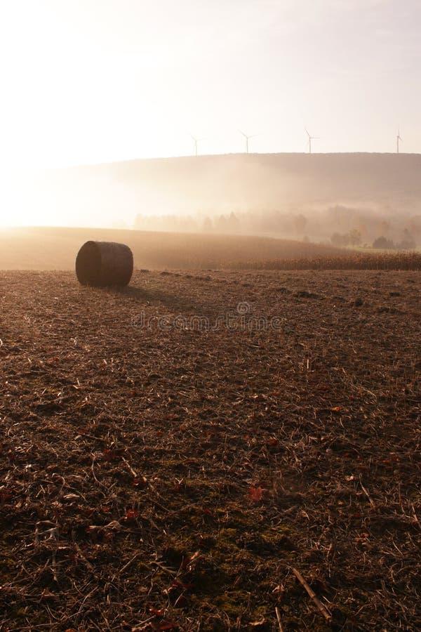 Mattina Glory Sunrise fotografie stock