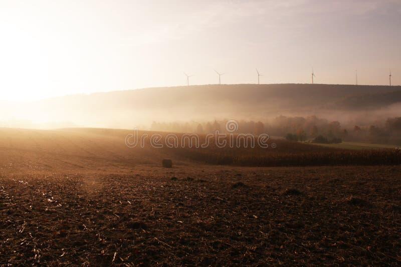 Mattina Glory Sunrise Part IV fotografie stock