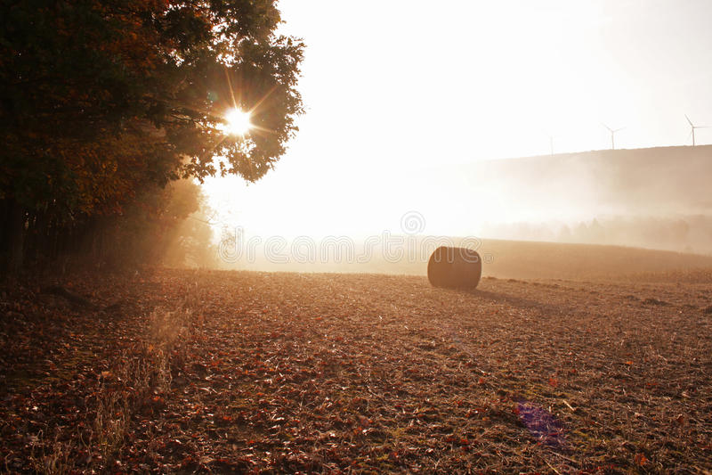 Mattina Glory Sunrise Part V fotografia stock