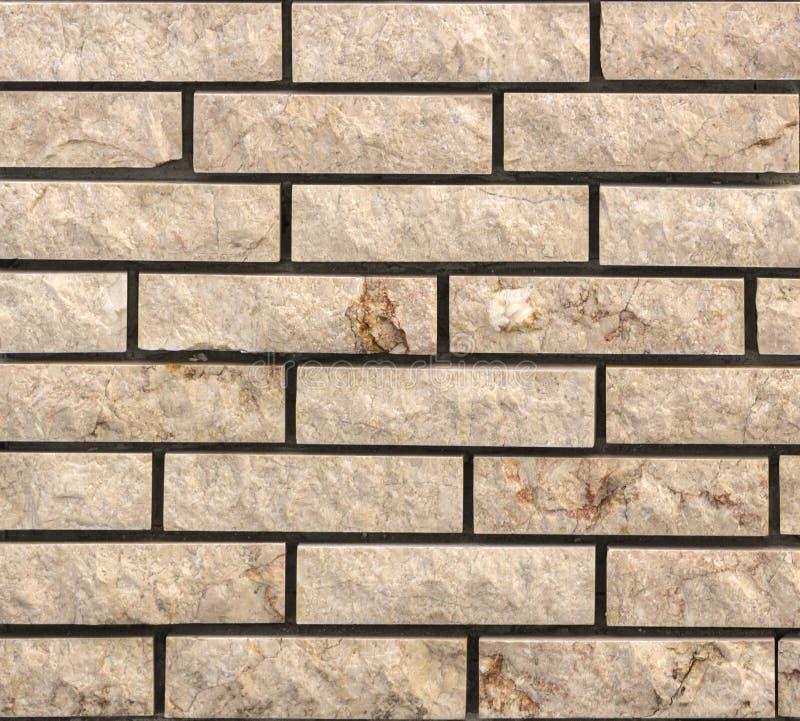Mattone decorativo di struttura di marmo mattonelle della for Materiali da costruzione di casa modello