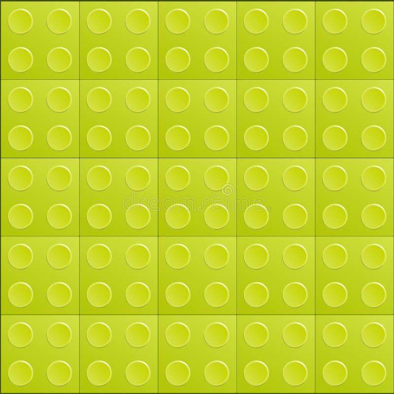 Mattone di Lego royalty illustrazione gratis
