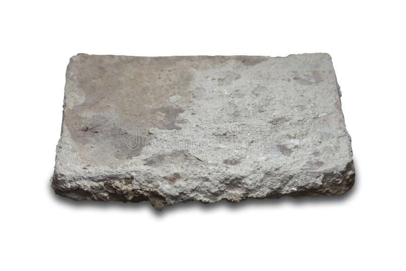 Mattone piatto romano fotografie stock libere da diritti