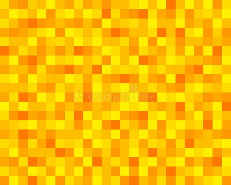 Mattonelle arancioni royalty illustrazione gratis