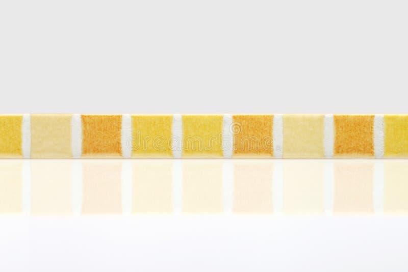 Mattonelle colorate del fondo del mosaico fotografia stock