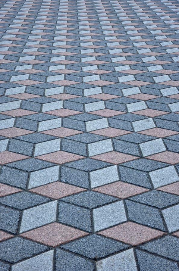 Mattonelle della pavimentazione immagine stock