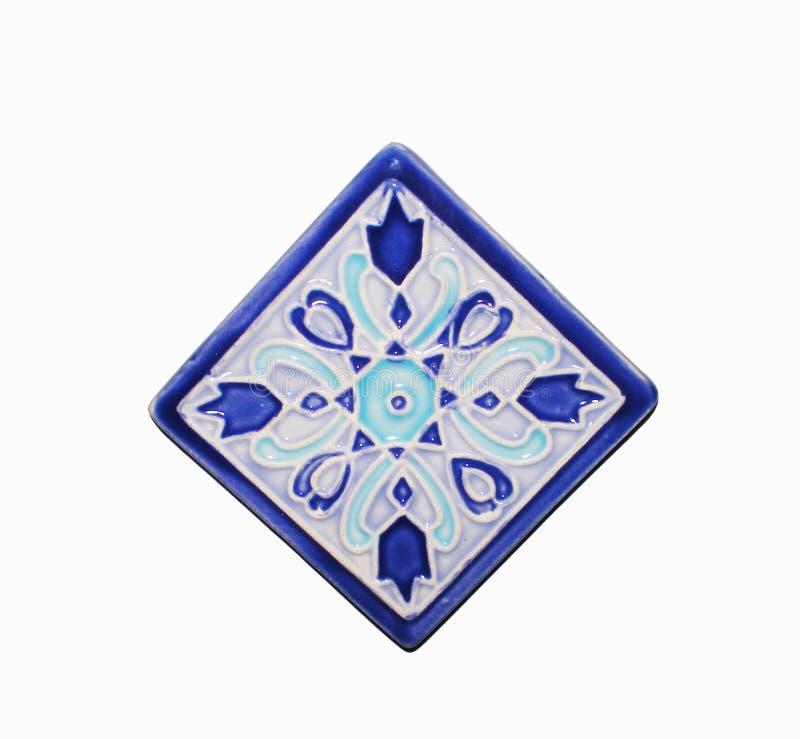 Mattonelle di ceramica spagnole. fotografia stock