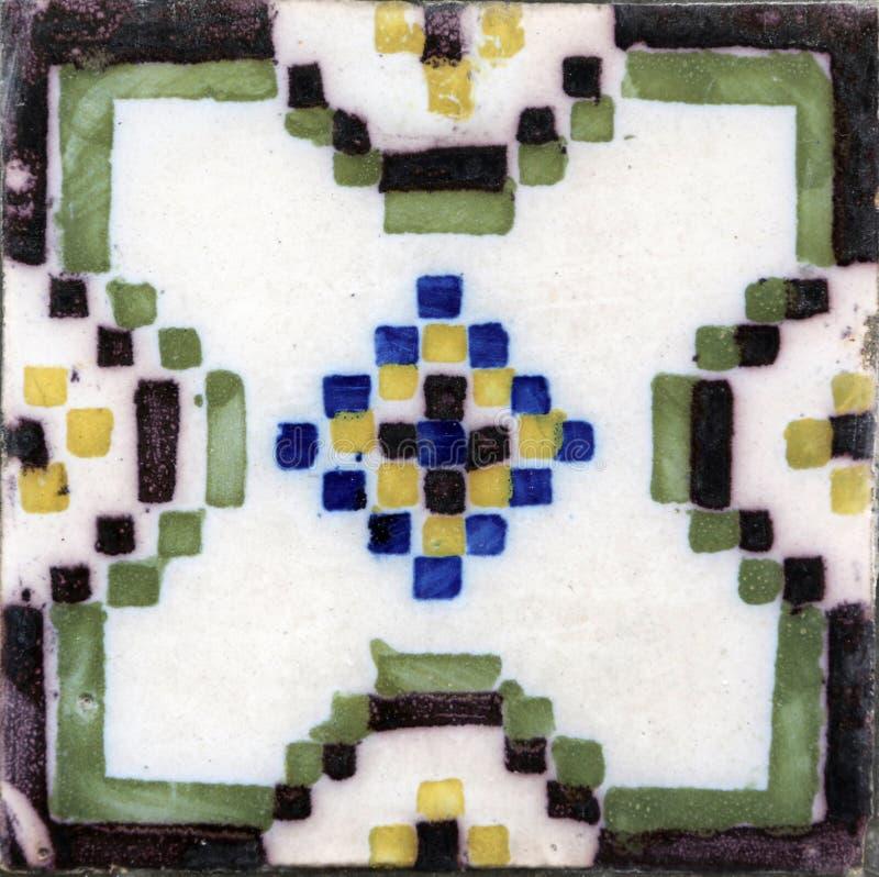 Mattonelle tradizionali da Oporto, Portogallo immagini stock libere da diritti