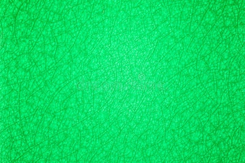 Mattonelle verdi di struttura della crepa fotografia stock